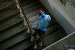 На Київщині за добу - 52 випадки COVID-19
