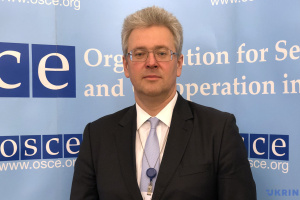 Ukraine's Permanent Representative: Crimea must be on OSCE agenda