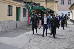1000 Hrywnja pro Tag: Justizminister besucht Luxus-Zelle im Lwiwer Untersuchungsgefängnis