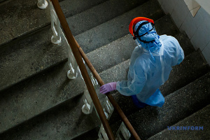 У Києві за добу виявили 186 хворих на COVID-19