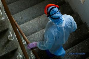 На Київщині підтвердили 1556 випадків коронавірусу, за добу - 21