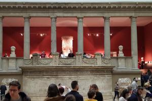 Aujourd'hui marque la Journée Internationale des musées