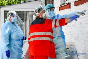 В Киеве за сутки - 400 больных коронавирусом, восемь умерли