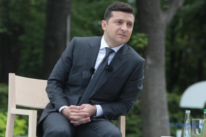 Ukrainian president releases income declaration for 2019