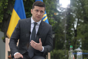 Zelensky: Ukraine gets through first wave of pandemic relatively well