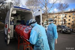 У Білорусі за добу зафіксували майже тисячу випадків COVID-19