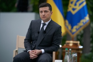 Zelensky would get 41% of vote if presidential election were held in April