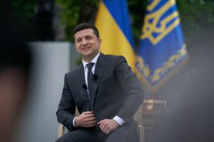 「ウクライナはともにある!」 ゼレンシキー大統領、米国独立記念日にお祝いメッセージ