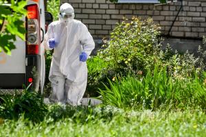 На Житомирщині за добу зафіксували 27 випадків СOVID-19