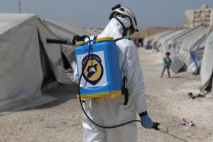 В мире количество инфицированных коронавирусом превысило 21,3 миллиона человек