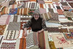 В Едмонтоні відкриється масштабна експозиція української вишивки