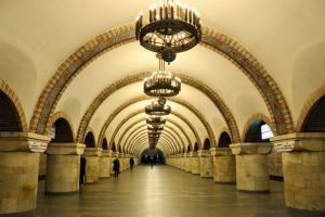 Кличко показав, як метро підготували до виходу з карантину