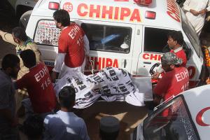 Вибух в пакистанському готелі забрав життя трьох осіб