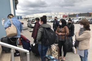 З Туреччини поромом до Одеси відправили додому ще 38 українців