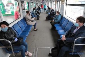 Flambée du coronavirus à Kyiv : 77 cas enregistrés en 24 heures