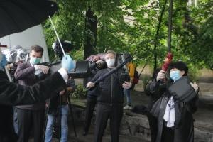 """Kyiv Classic Orchestra заграв біля метро """"Арсенальна"""""""