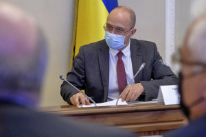 Ukraine in talks with six COVID-19 vaccine manufacturers - Shmyhal