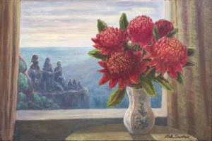 Сьогодні – 109 років від дня народження українського митця з Австралії Володимира Савчака