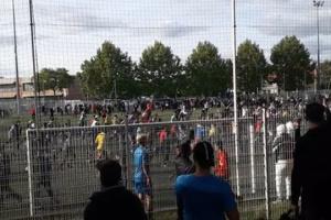 У Франції покарають футбольних фанів, які під час карантину зібралися на стадіоні