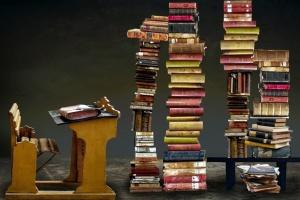 Книг багато, а ось тих, хто читає – все менше й менше