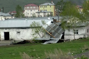 Буревій у Туреччині: завдяки карантину обійшлося без жертв