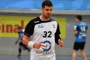 Гандбол: Остроушко претендує на звання кращого напівсереднього Ліги чемпіонів-2019/20