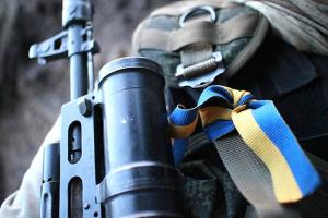 Від початку доби в районі ООС загинув український боєць, ще двоє поранені
