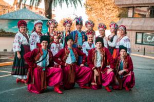 Асоціації українців регіону Мурсія - 15 років