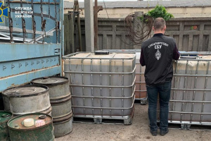 На Харківщині викрили розкрадання пального у центрі забезпечення ЗСУ