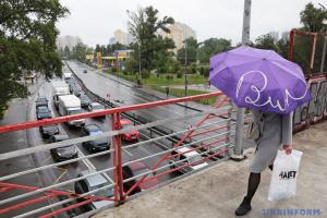 В Україні дощитиме до кінця травня