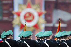 Путін наказав готувати парад Перемоги на 24 червня