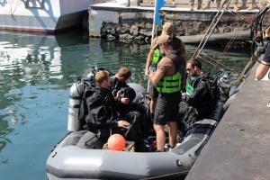 ВМС України отримають надувні човни типу BRIG
