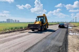 На Одещині ремонтують дороги до морських курортів