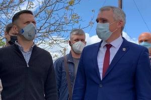 Мер Миколаєва просить звільнити керівника Служби автодоріг області