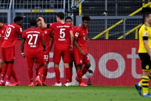 «Баварія» обіграла «Боруссію» Д і відірвалась на 7 очок