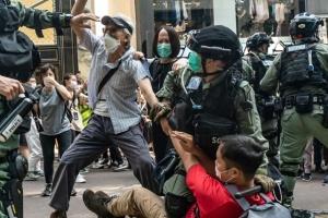 У Гонконгу понад рік за ґратами отримав активіст за організацію акції протесту
