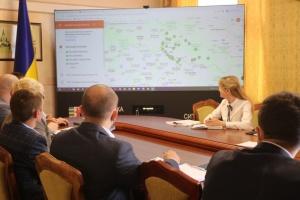 На Закарпатті представили смарт-карту області для інвесторів