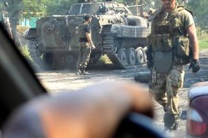 Ocupantes abren fuego con armas prohibidas contra las Fuerzas Conjuntas