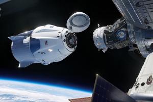 У NASA сказали, коли екіпаж Crew Dragon потрапить на борт МКС