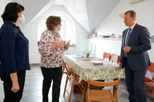 В Ужгороде после карантина открылась инклюзивная кондитерская