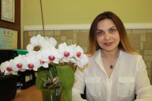 Марина Орлова, главврач Валковского центра первичной медпомощи