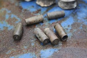 Военный сапер нашел на окраине Попасной исторические артефакты