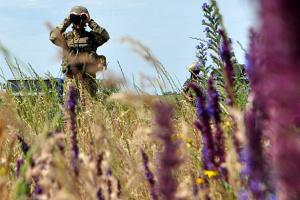 Sieben Angriffe des Feindes in der Ostukraine