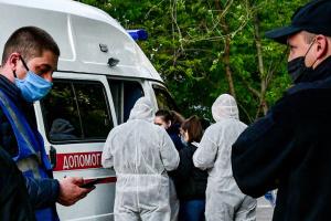 W ciągu ostatniego dnia na Ukrainie COVID-19 potwierdzono u 2675 osób