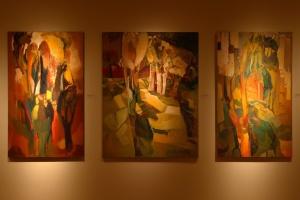 Український музей в Нью-Йорку пропонує відеотур виставкою робіт Михайла Туровського