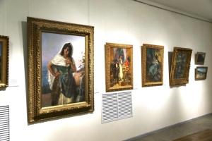 Проведение выставки картин семьи Порошенко не планировалось – музей Гончара