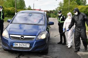 На Ривненщине сняли карантинные посты в селе Заря, где месяц назад была вспышка COVID-19