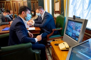 Зеленский хочет больше экономических решений во время выхода из эпидемии