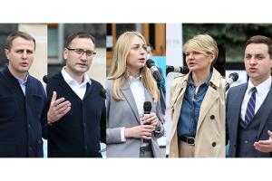 Защита юношества от манипуляций табачной индустрии. К Всемирному дню без табака (вул. Банковая, 11, возле Офиса Президента Украины)