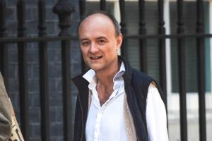 Британська поліція не каратиме радника Джонсона за порушення карантину